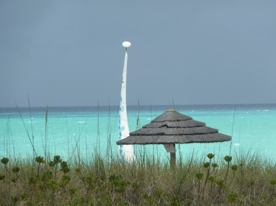 Sandals Emerald Bay Golf, Tennis and Spa Resort : Crazy weather