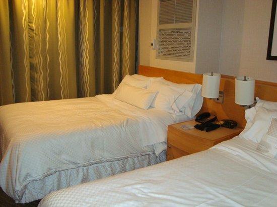 The Westin Bonaventure Hotel & Suites: maravillosas camas