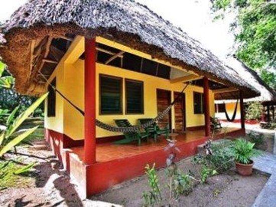 Crystal Paradise Resort: Cabana Outside