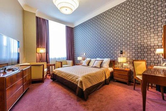Raikin Plaza Hotel : VIP Suite room