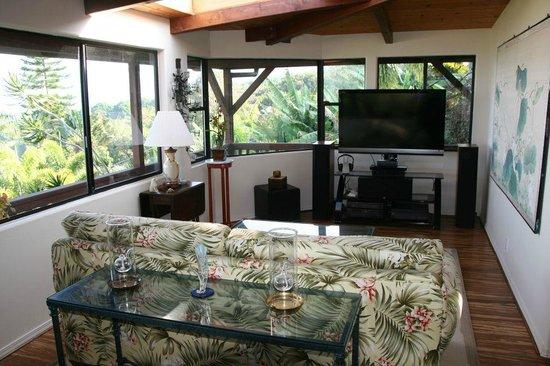 Aloha Guest House: 広間