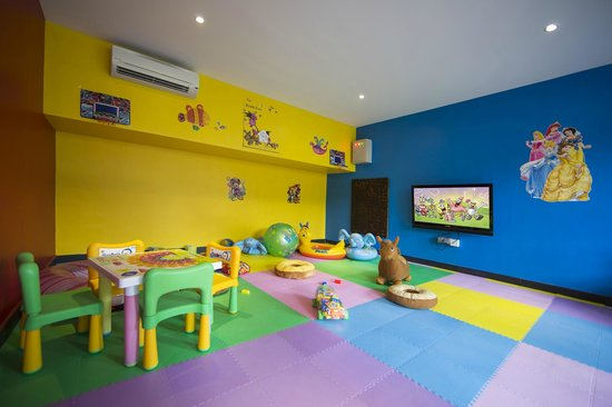 Small kids play area - This photo of The Lokha Ubud, Bali is courtesy of TripAdvisor