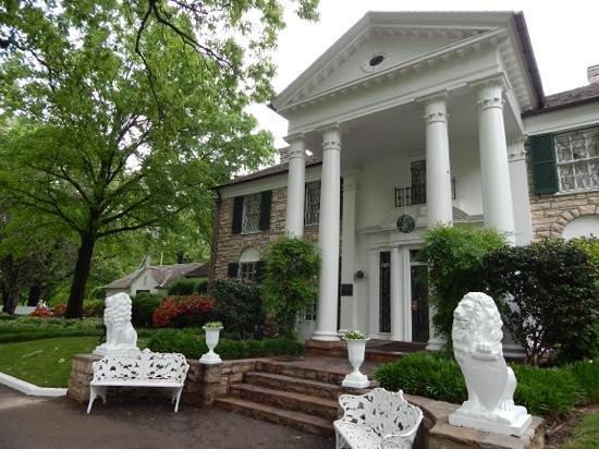 Graceland : Front Porch
