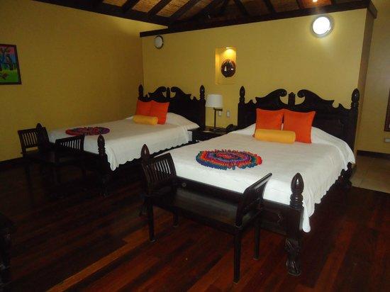 Rio Celeste Hideaway Hotel: bedroom