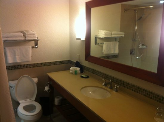 The Westin Bayshore, Vancouver: #1 View of the bathroom