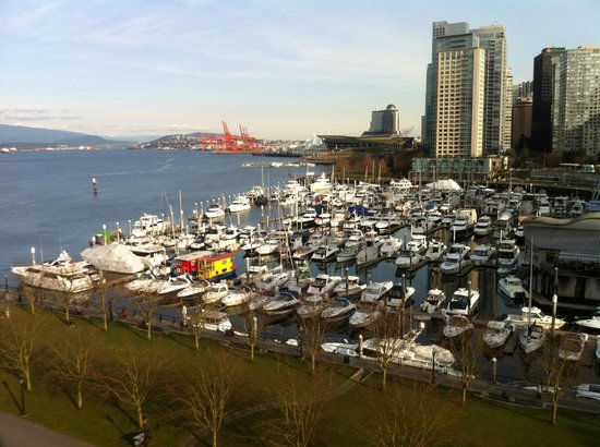 The Westin Bayshore, Vancouver: #2 View from the room