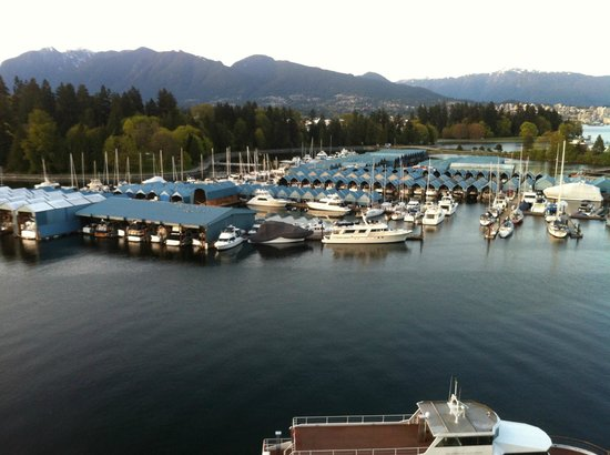 The Westin Bayshore, Vancouver: #3 View from tower room
