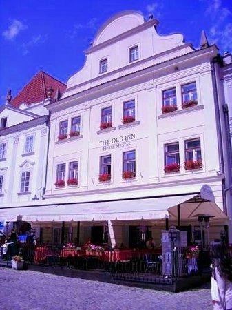 Hotel Old Inn : 外観