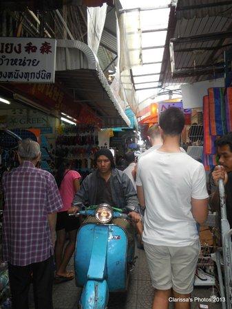 ibis Styles Bangkok Khaosan Viengtai : China town