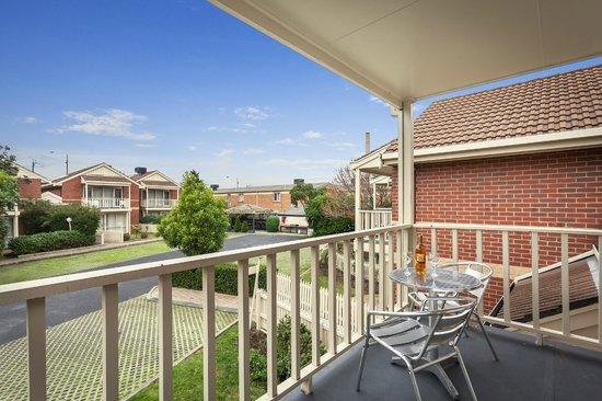 Quest Alphington: View from Garden Balcony
