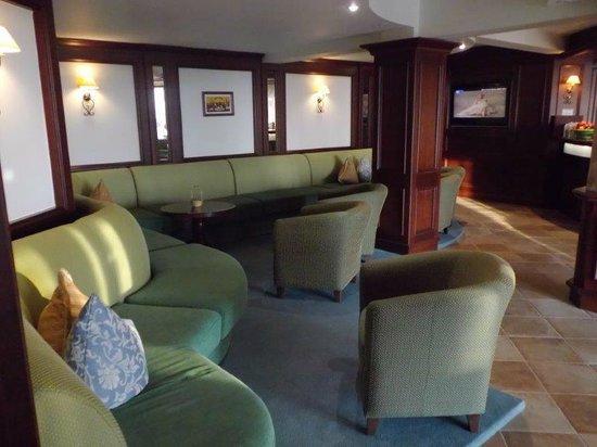 Hotel Sonnenhof: ... gemütliche Ecke....
