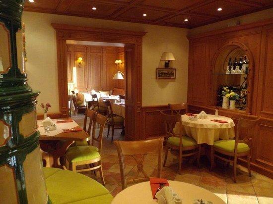 Hotel Sonnenhof: hervorragendes Ambiente