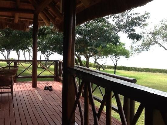 Archipelago Resort: veranda view