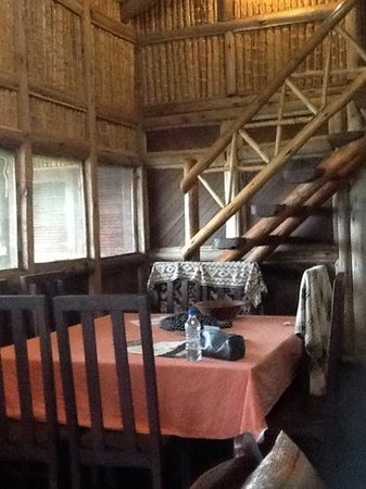 Archipelago Resort: dining room area