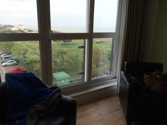 Butlin's Bognor Regis Resort: View from room