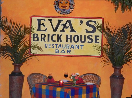 Eva`s Brickhouse: Eva's Brickhouse is getting a new look and a/c for the summer