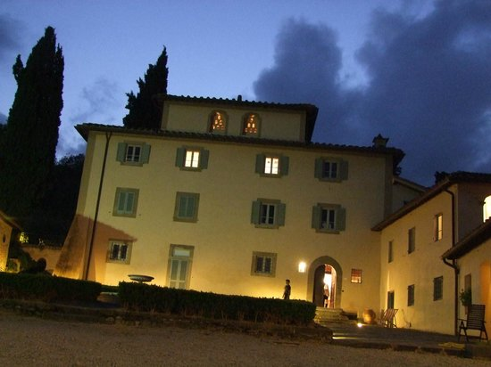 Residenza San Leo: The main guests building