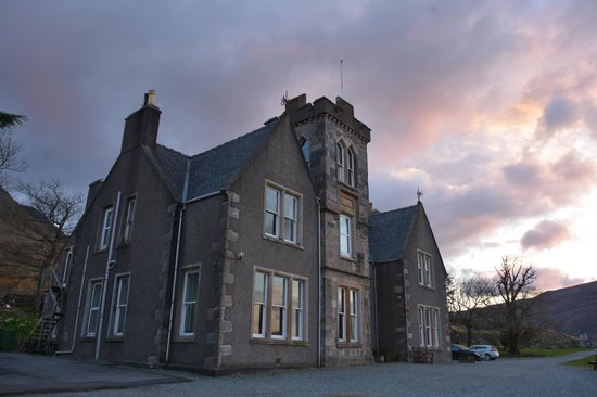 Sconser Lodge Hotel : Sconser Lodge