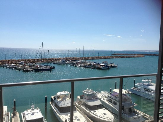 Mantra Geraldton: View from our apartment