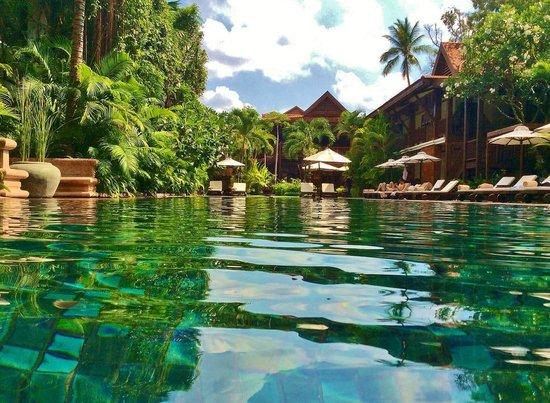 Belmond La Résidence d'Angkor: Piscinon