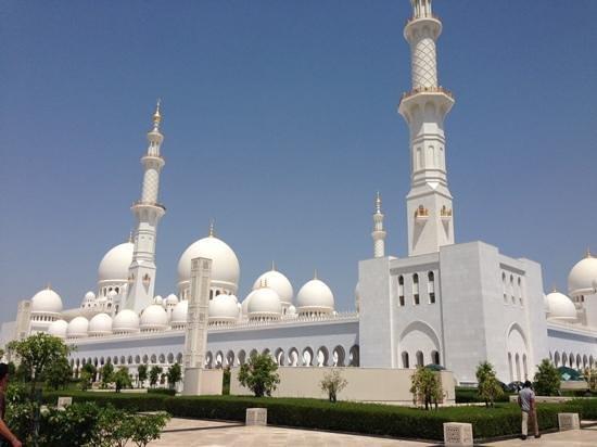 Mosquée Cheikh Zayed : mosquée