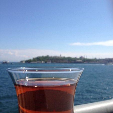 Istanbul Modern: Taking tea on the Bosphorus