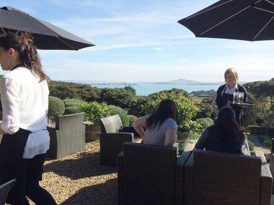 Mudbrick Vineyard Restaurant: View from Cafe
