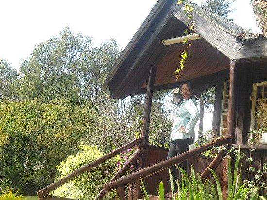 Naro Moru River Lodge: MARY