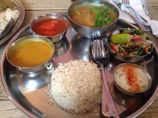 Thali Cafe Clifton: The Mogul