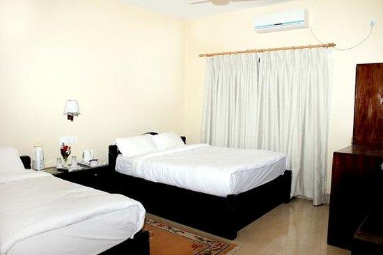 Hotel Rainforest: Inside room