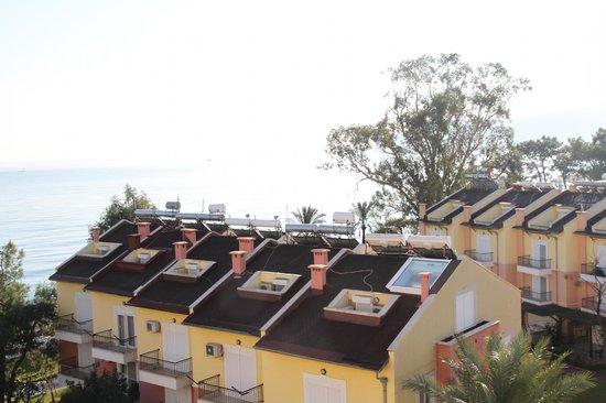 Amara Wing Resort Kemer: View from the balcony