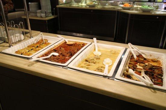 Amara Wing Resort Kemer: Buffet