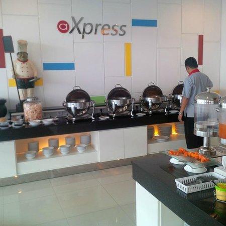 Amaris Hotel Nagoya Hill: Breakfast area