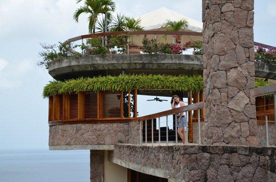 Jade Mountain Resort : restaurant