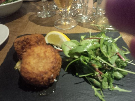 The Perch and Pike: Crab cakes