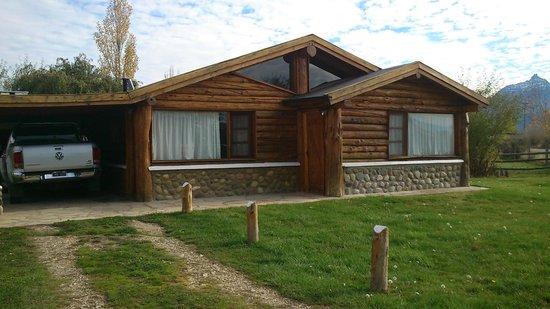 Cabanas El Tropezon : Cabaña 1