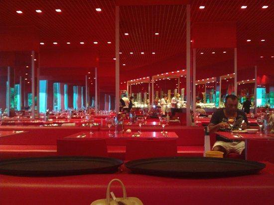 Hotel Su : Restaurant principal