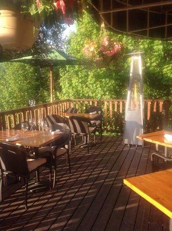 Sage Tapas and Wine Bar: It's patio season!