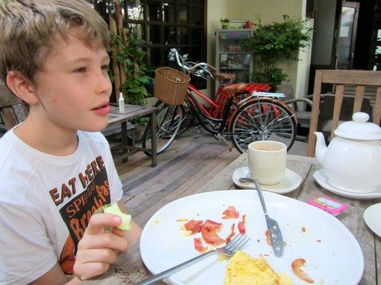 Ban Kong Rao : Yummy Breakfast!