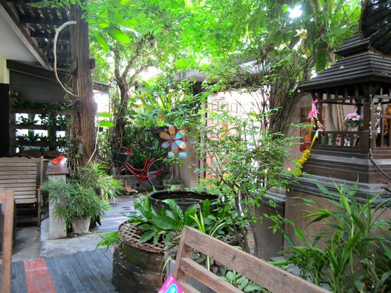 Ban Kong Rao : Cosy, Tranquil Garden.