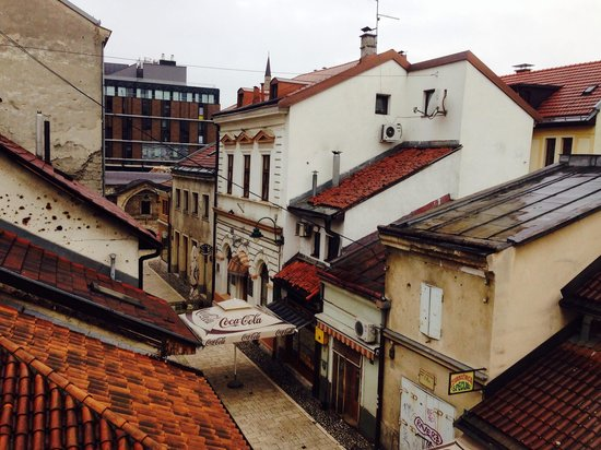 Hotel Old Town : View from the room
