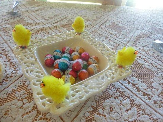Glendalough Alpacas: Easter Breakfast