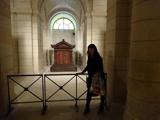 Pantheon: Visiting the tomb of the great Jean Jacques Rousseau