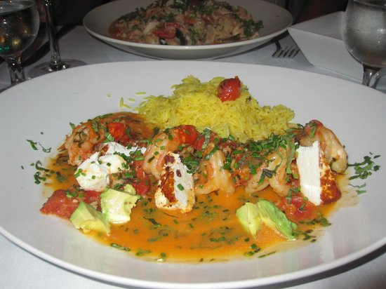 Voorgerecht picture of a fish called avalon miami beach