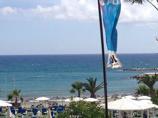 Mediterranean Beach Hotel: View