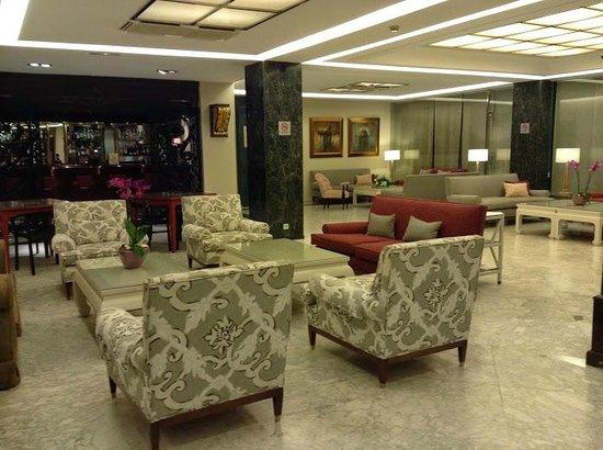 Hotel Becquer : Salon de l'hôtel