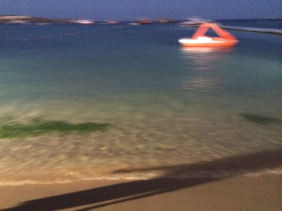 Aqua Blu Sharm: naama bay beach front