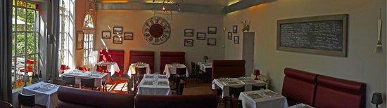 L'Estagnol : La salle de restaurant