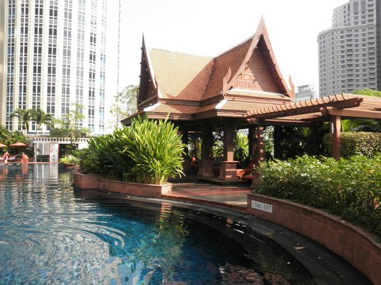 The Athenee Hotel, a Luxury Collection Hotel: Pool