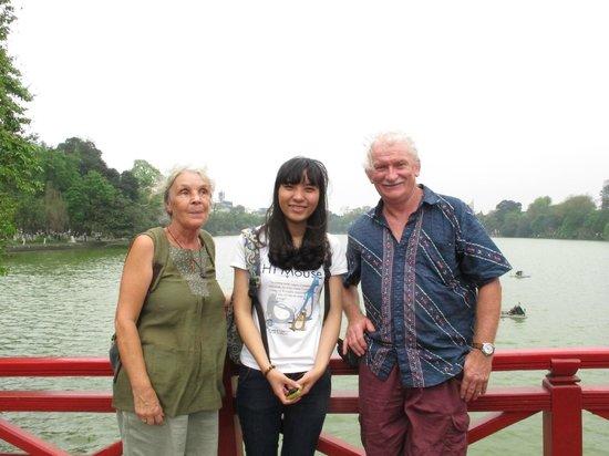 HanoiKids Tour: Hoan Kiem Lake